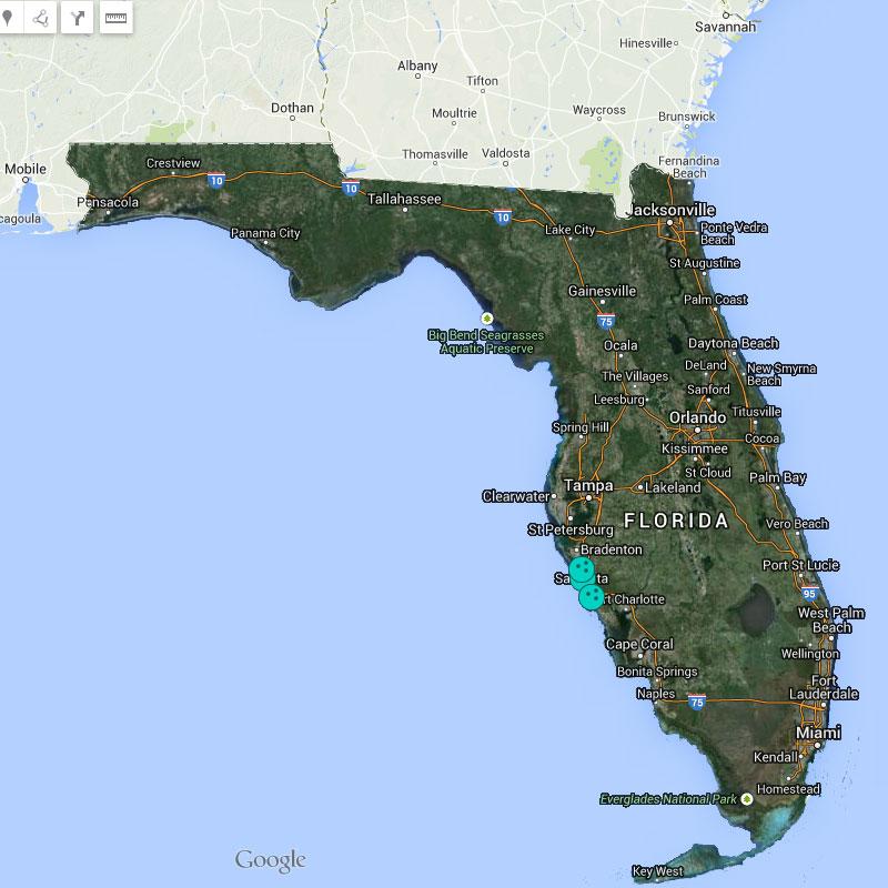 Florida - Pro Shops