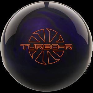 Ebonite Turbo/R - Purple/Black