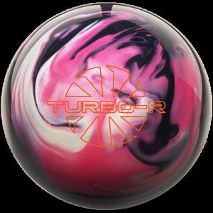 Ebonite Turbo/R - Pink/Black/White