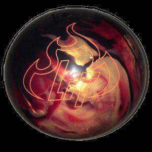 Columbia 300 Lit - Red / Black / Gold