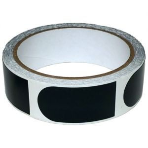 Powerhouse Tape - Black - 100 piece Roll