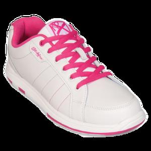 Strikeforce Satin White/Pink