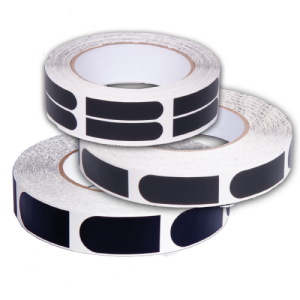 Ebonite Ultra-Grip Tape Black Smooth - 500 Piece Roll