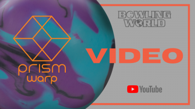 [VIDEO] Brunswick Prism Warp | Ball Review