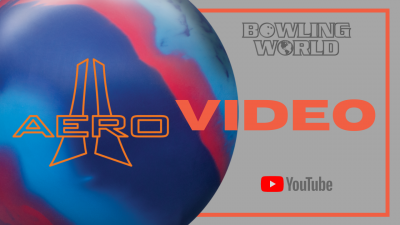[VIDEO] Ebonite Aero | Ball Review