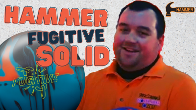 Ball Review: Hammer Fugitive Solid